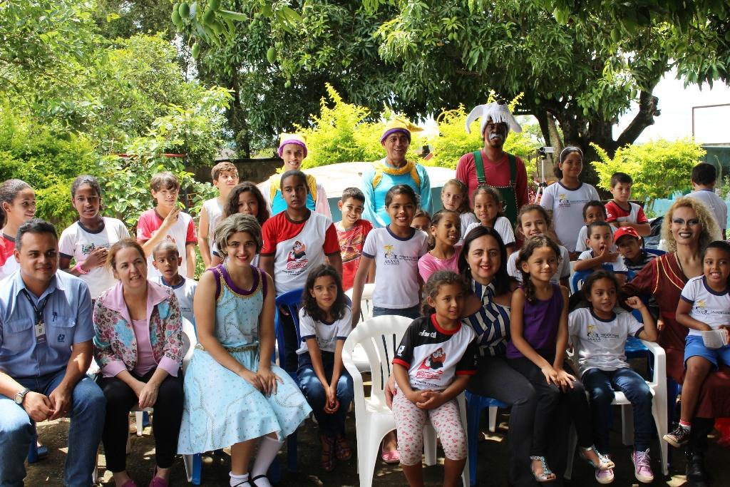Projetos Sanitaristas Mirins e Cientistas do Cerrado formam 88 alunos da zona rural de Araxá