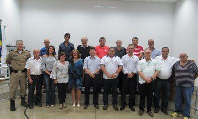 Câmara Municipal realiza Reunião Solene para entrega de três Honrarias