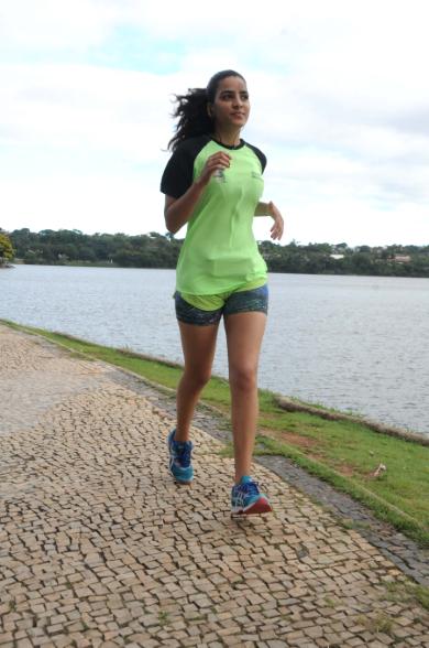 Correr é uma atividade física completa, que faz bem ao corpo e à mente