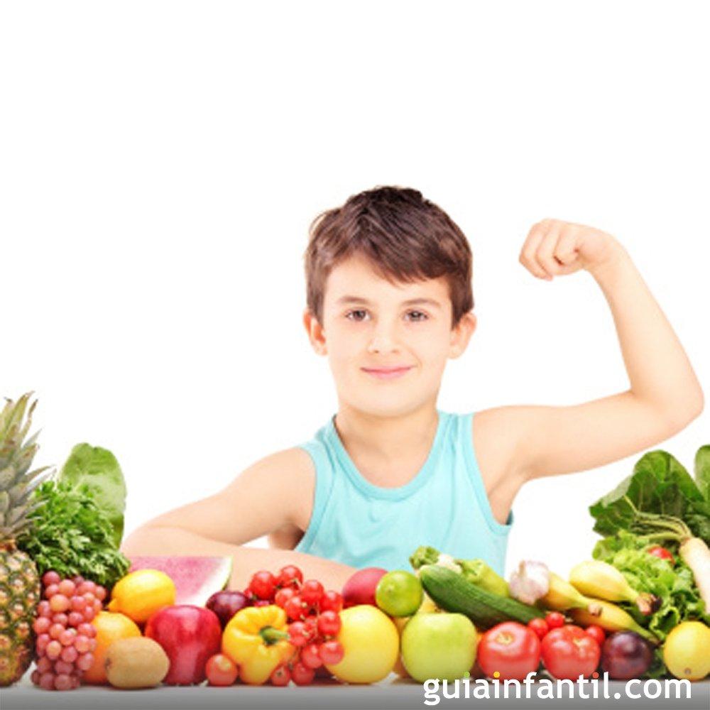 Saiba como a nutrição equilibrada contribui para o crescimento das crianças