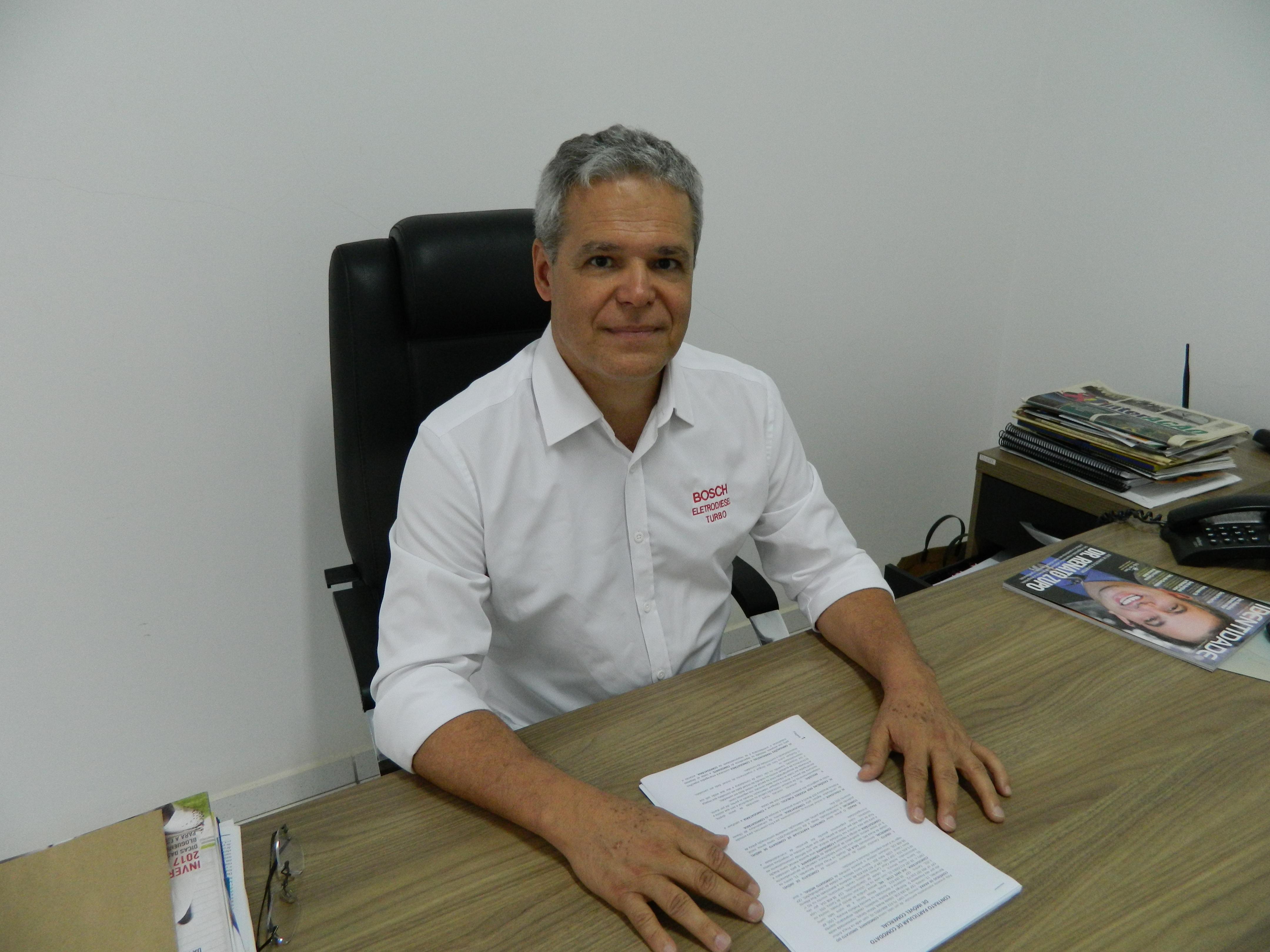 Empresário Rodrigo Natal Rocha é reeleito presidente do Sindicomércio