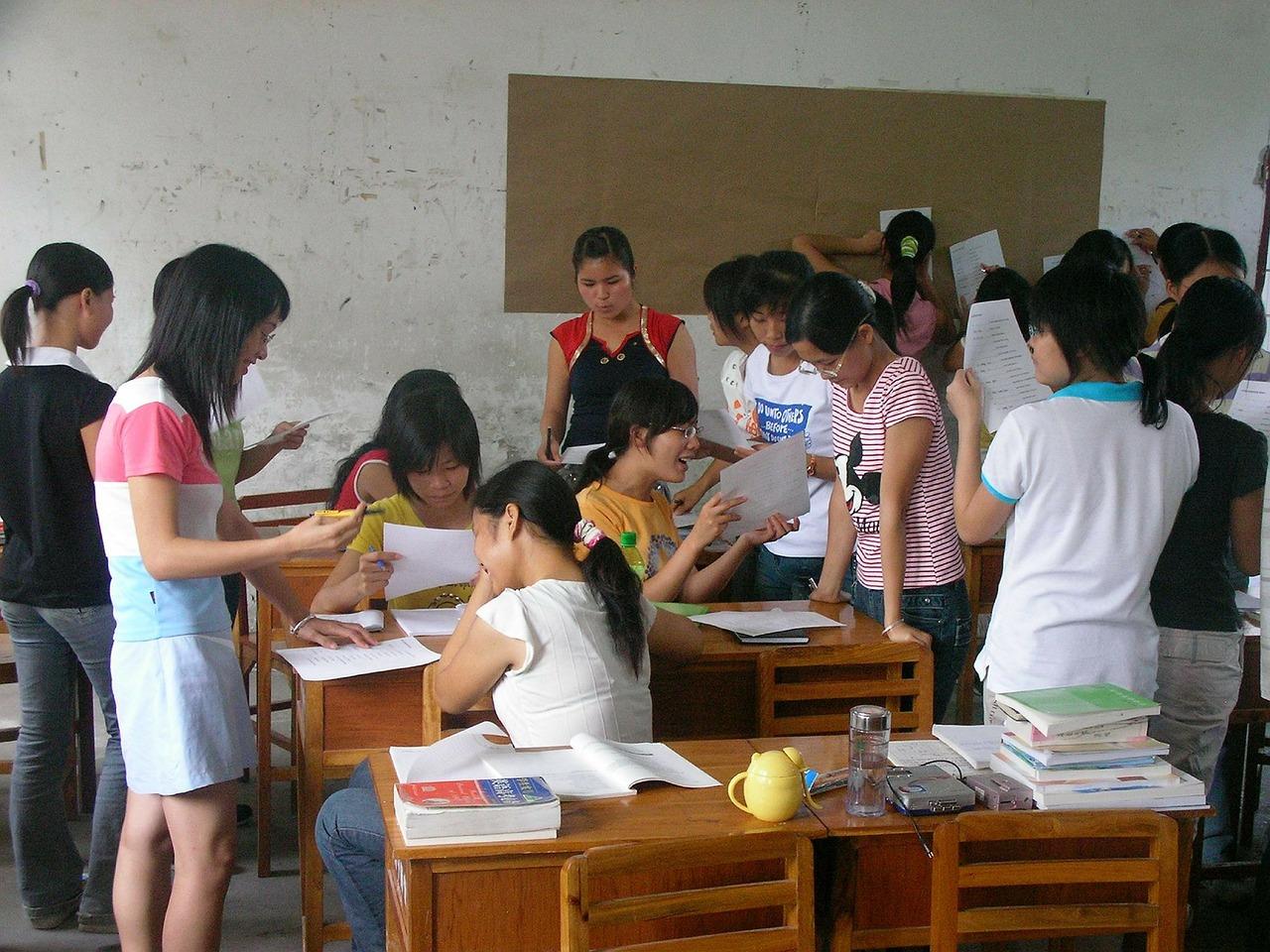 Os desafios em sala de aula