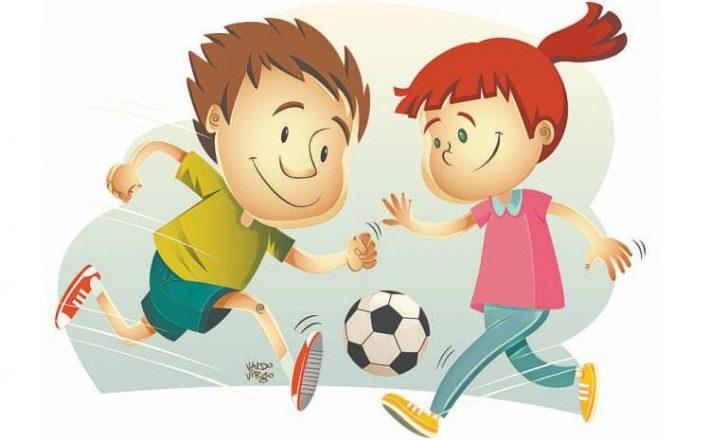 Crianças não sedentárias têm a função pulmonar fortalecida na vida adulta