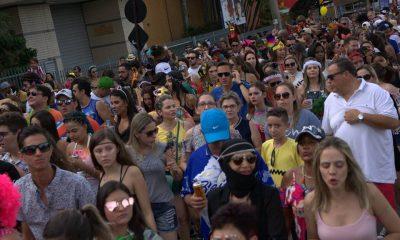 Bloco Filhos de Beja que por iniciativa particular saiu as ruas de Araxá e foi um sucesso!