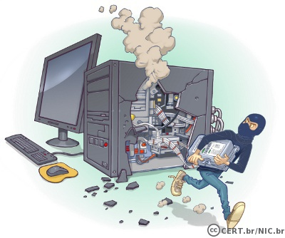 Vulnerabilidade compromete segurança da Internet