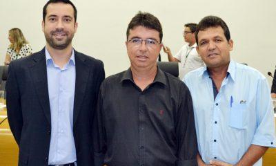 Vereador Raphael Rios é reeleito Comissão de Educação, Cultura, Saúde e Segurança