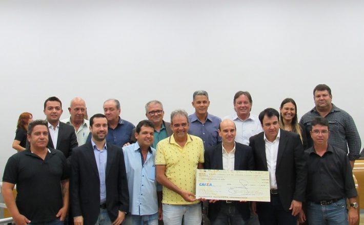 Câmara comemora devolução de recursos ao município, para investimento na saúde pública