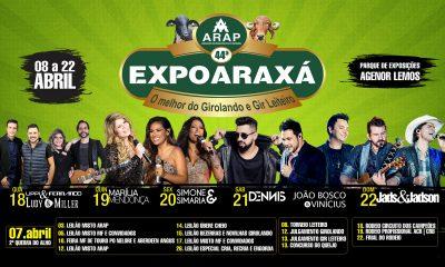 EXPOARAXÁ 2018