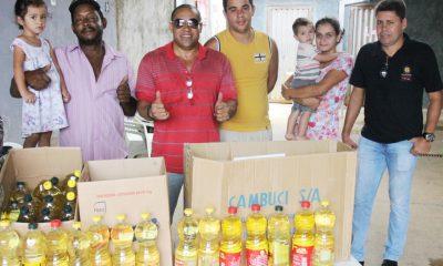 Penalidades aplicadas durante Ruralão Máster são revertidas em ação solidária