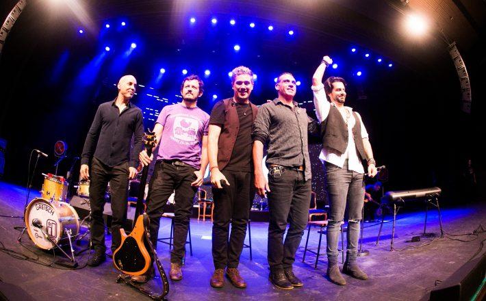 """Jota Quest chega em Araxá com a turnê """"ACÚSTICO JOTA QUEST – MÚSICAS PARA CANTAR JUNTO"""" no Gran Hall, nesta sexta, 2 de março"""