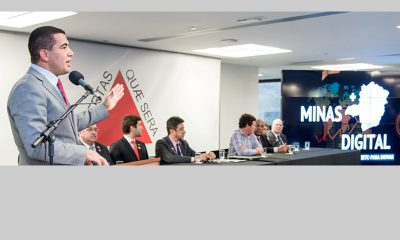 Governo de Minas Gerais incentiva inovação e empreendedorismo nas universidades