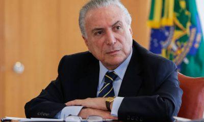 Presidente Michel Temer cancela visita a Serra da Canastra e não passa por Araxá
