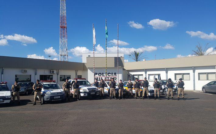 Polícia Militar apresenta diminuição da criminalidade na área do 37ºBPM em 2018