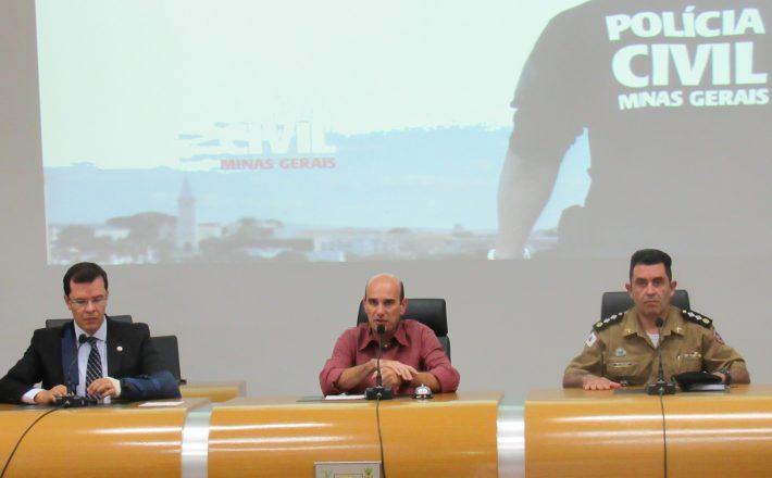 Câmara recebe Prestação de Contas da 2ª Delegacia Regional de Polícia Civil