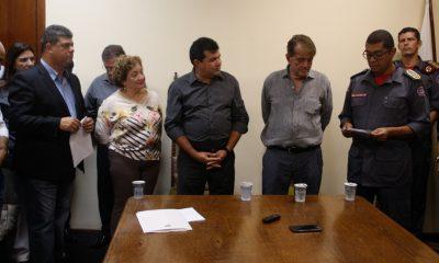Corpo de Bombeiros e Prefeitura de Araxá assinam protocolo de intenções