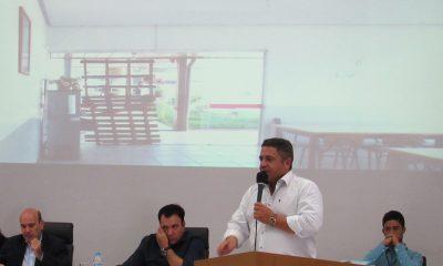 Robson Magela quer a união dos vereadores para evitar demolição de escola