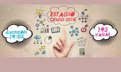 Cemig abre inscrições para o Programa de Estágio 2018