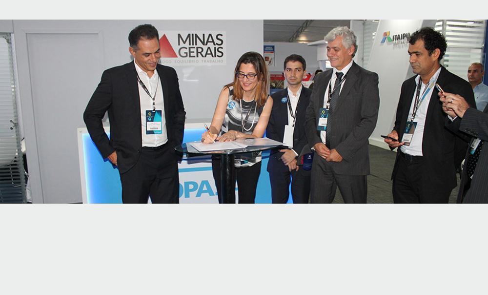 Acordo de cooperação promove recuperação de nascentes e mananciais de Minas Gerais