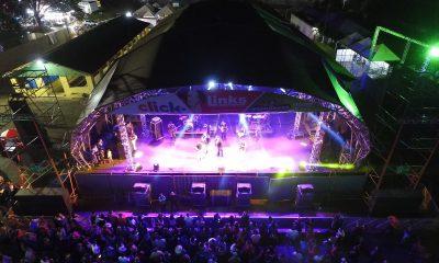 Rodeios, shows e solidariedade marcam a primeira noite da Expoaraxá