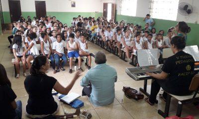 Conservatórios Estaduais de Música receberão kits com instrumentos musicais