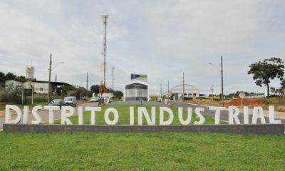 Distrito Industrial receberá mais empresas