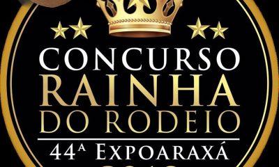 Final Concurso Rainha EXPOARAXÁ 2018
