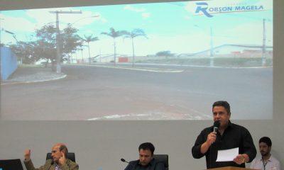 Robson Magela quer ônibus da Prefeitura passando no Parque das Flores para embarque de pacientes