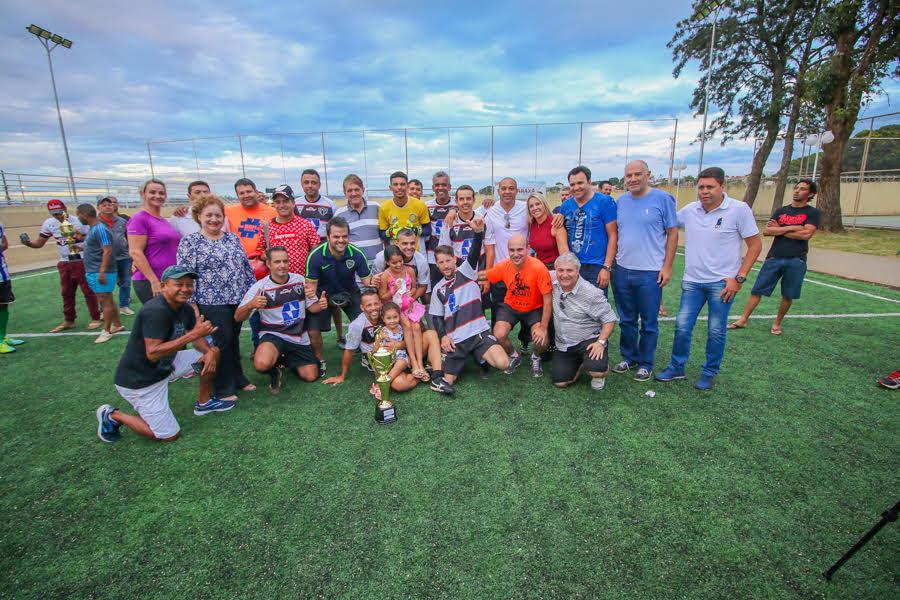 Final do Campeonato Futebol Society resgata interação entre bairros do setor Oeste