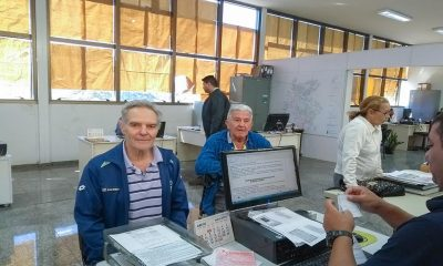 Gratuidade nas vagas de estacionamento rotativo em Araxá