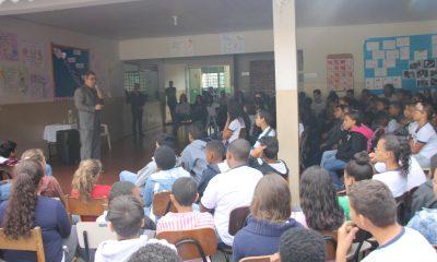 Secretaria de Educação desenvolve atividades voltadas à segurança escolar