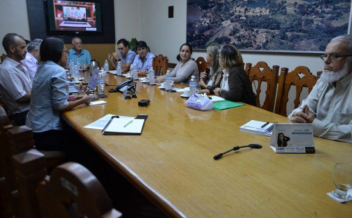 Acia realiza 34° Reunião da Diretoria Executiva