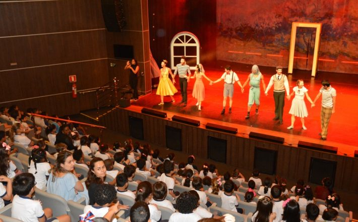 27º Encontro SESI de Artes Cênicas direcionou espetáculos para instituições de ensino