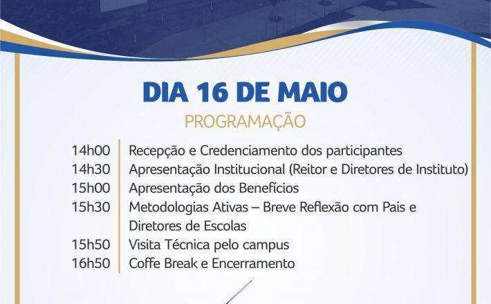 UNIARAXÁ receberá Instituições de Ensino de Araxá e região