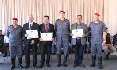 Corpo de Bombeiros em Araxá é elevado de 1° Pelotão à 2ª Companhia