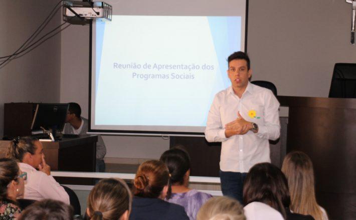 Secretaria de Ação e Promoção Social apresenta Programas de Assistência Social aos Conselhos e Ministério Público