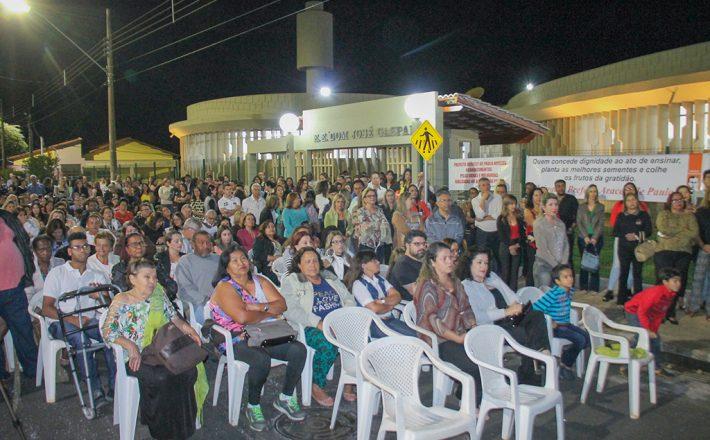 Escola Dom José Gaspar ganha novo visual: Prefeitura faz reforma completa no prédio