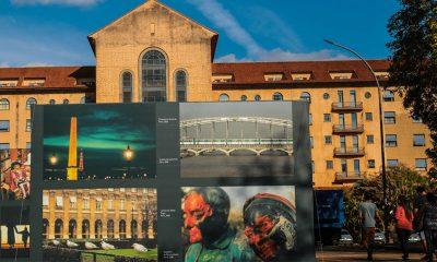 Fernando Rabelo oferece visita guiada à exposição fotográfica