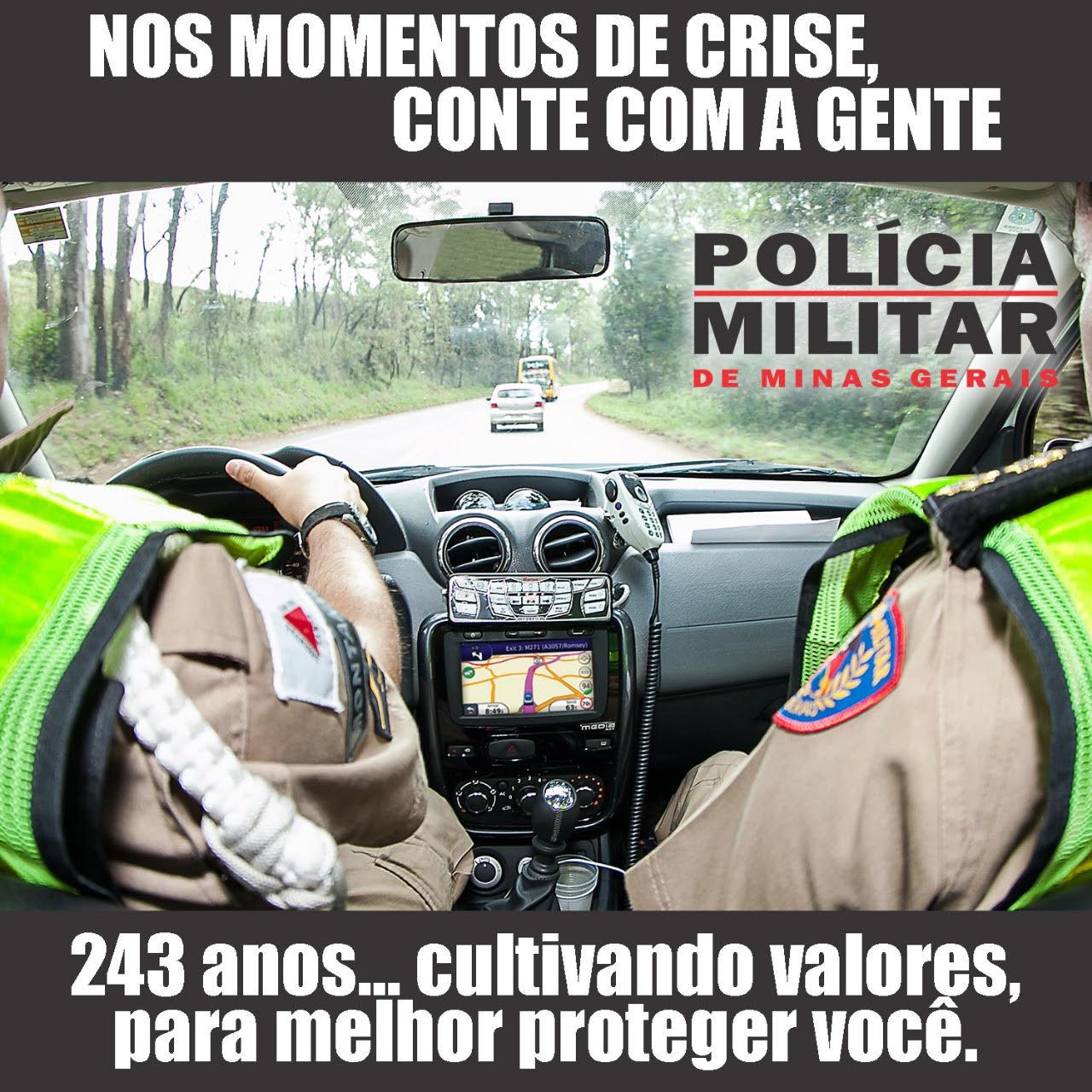 Nota: Atos criminosos em Araxá