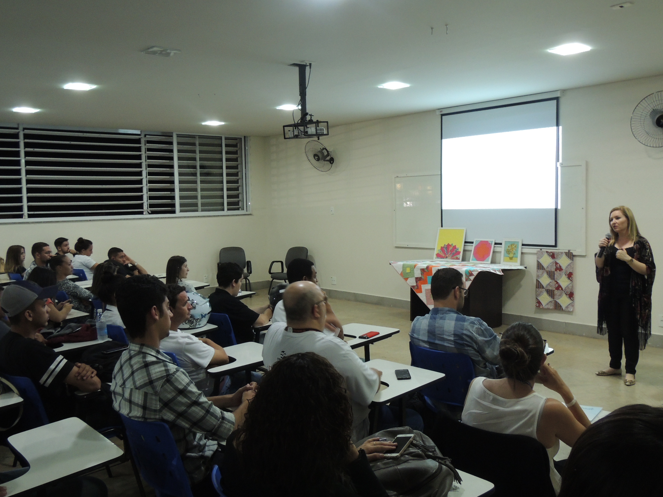 Arquitetando 2018 garante novos conhecimentos a Estudantes do UNIARAXÁ