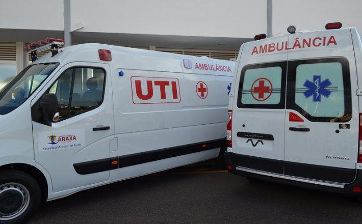 Câmara Municipal e Prefeitura repassam veículos para a Secretaria de Saúde