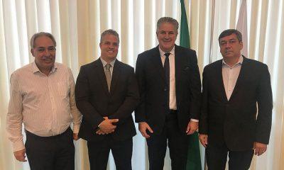 Diretores participam de apresentação da Comissão Extraordinária Pró-Ferrovias Mineiras