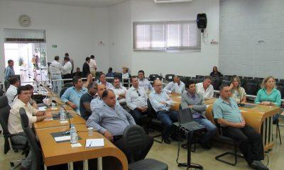 Projeto Vereadores no Comando é realizado em Araxá