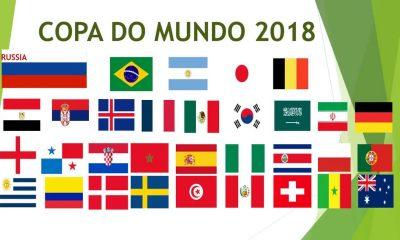 Prefeitura estabelece horários de funcionamento durante jogos do Brasil na Copa do Mundo
