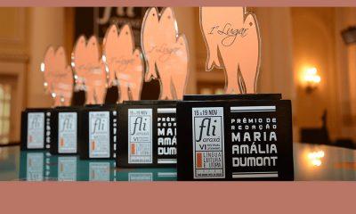 Últimos dias para inscrições no Concurso de Redação do Fliaraxá