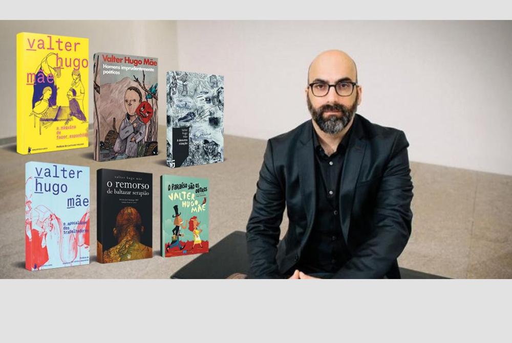 Pré-Fliaraxá tem Valter Hugo Mãe como convidado