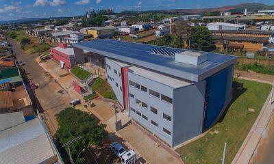 Arquitetura moderna marca a construção de duas novas escolas