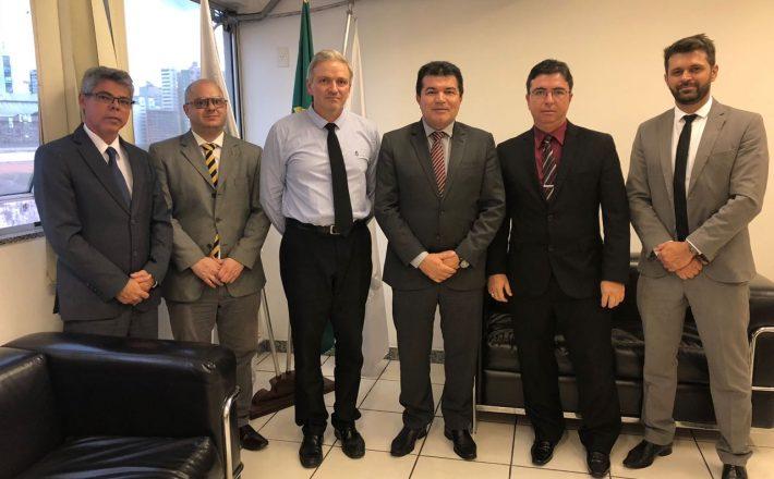 Deputado Bosco pede maior efetivo para 2ª Delegacia Regional de Araxá