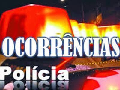 Ocorrências policiais de Araxá e região do final de ano