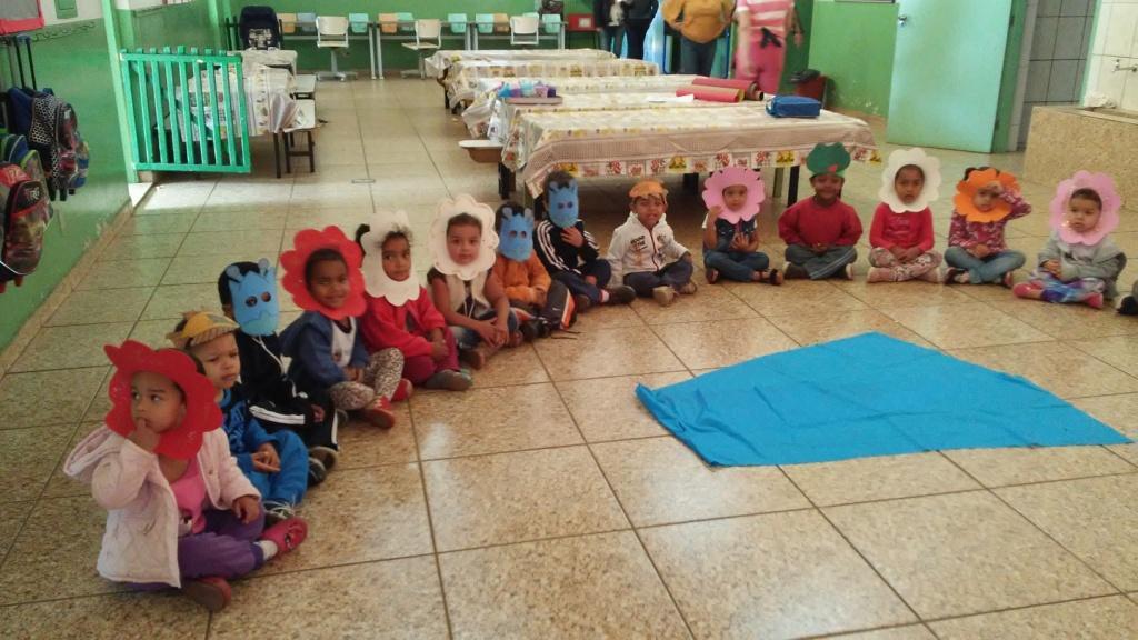 Atendimento às crianças no berçário e maternal supera meta nacional
