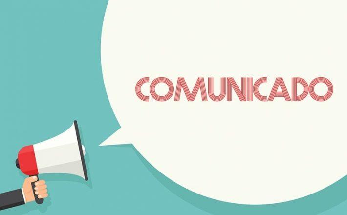 Comunicado Promotoria